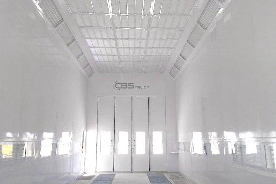 cabinas industriales interiores